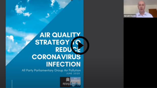 Air Quality Strategy APPG event